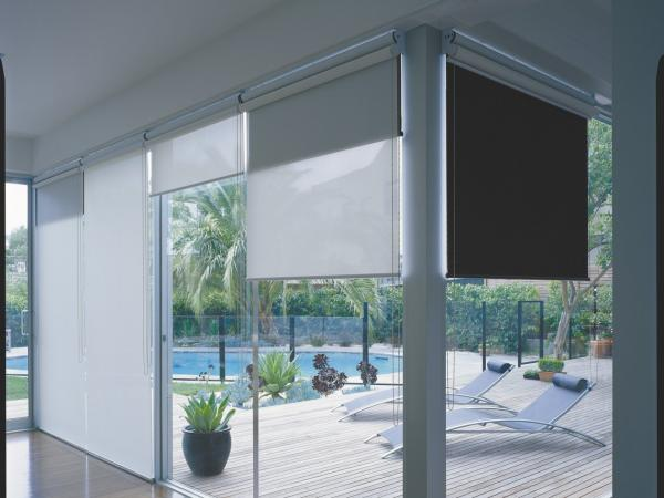 Curtians Blinds Shutters And Awnings From Taylor Stirling