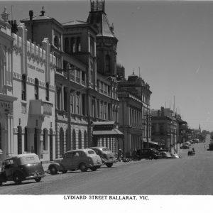 Ballarat Lydiard St