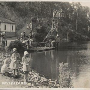 Daylesford - At the Lake
